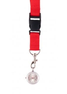 Lanyard Watch Red