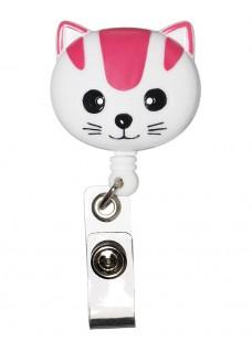 Deluxe Retracteze ID Holder Cat