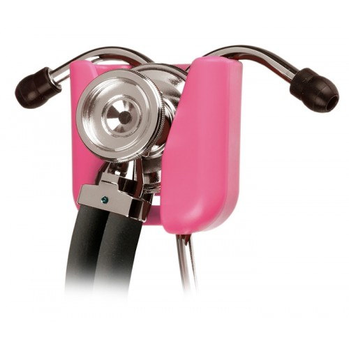 Hip Clip Stethoscope Holder Pink