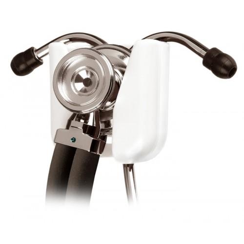 Hip Clip Stethoscope Holder White
