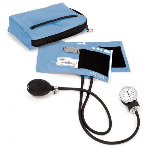 Premium Aneroid Sphygmomanometer with Carry Case Ceil Blue