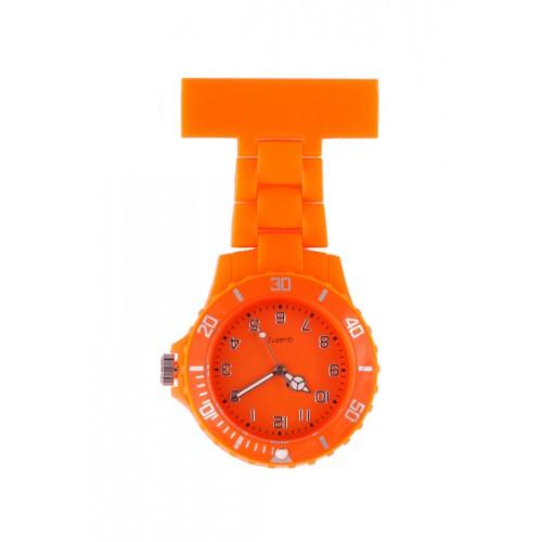 Neon Nurses Fob Watch Orange
