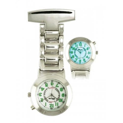 Backlight Nurses Fob Watch PC