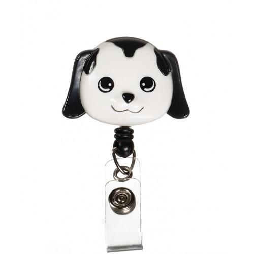 Deluxe Retracteze ID Holder Dog