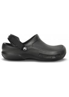 LAST CHANCE: size 3738 Crocs Bistro Pro Black