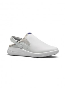 Toffeln SmartSole Clog White