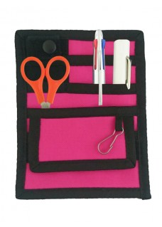 Belt Loop Organizer Kit Black/Pink + FREE accessoires