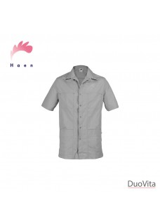 Haen Men's Nurse Uniform Karel Grey