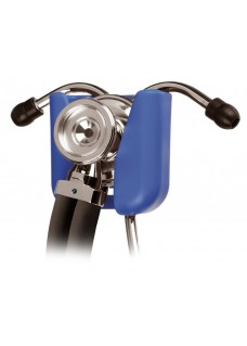Hip Clip Stethoscope Holder Blue