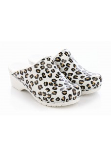 Sanita Model 314 Leopard White