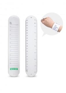 Slap Wristband Reusable Memo