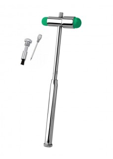 Reflex Hammer Buck Neurological Green