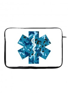 "Tablet Case 10"" Rod of Asclepius"