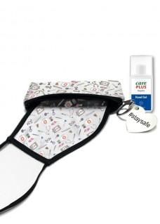 Personal Protection Kit Medical Symbols