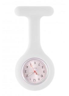 Silicone Nurses Fob Watch Standard White