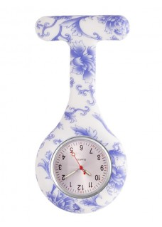 Nurses Fob Watch Porcelain