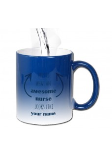 Magic Mug Awesome Nurse