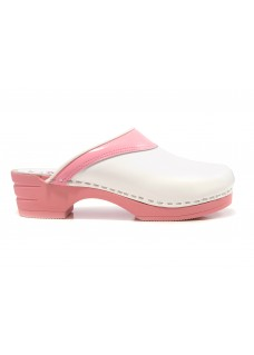 Moofs Pink White