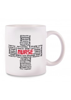 Mug Cross Nurse