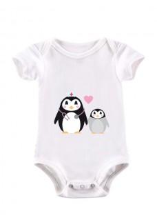 Baby Bodysuit Penguin