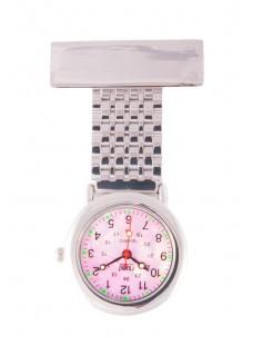 Jururawat Nurses Fob Watch Pink