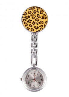 Fob Watch Panther Yellow