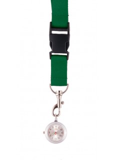 Lanyard Watch Green