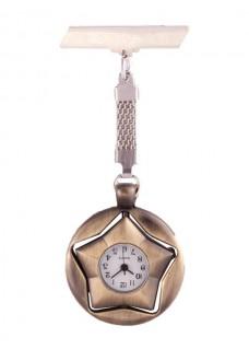 Star Bronze Fob Watch