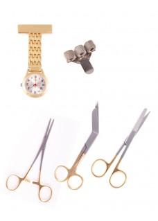 Personal Equipment Set Gold