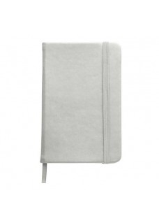 Notebook A6 Silver