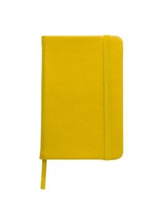 Notebook A6 Yellow