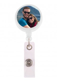 Retracteze ID Holder with your Photo