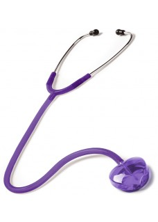 Stethoscope Clear Sound - Heart Edition Purple