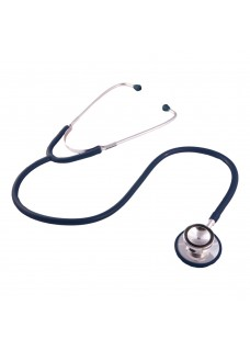 Clinical Dual Head Stethoscope Navy Blue