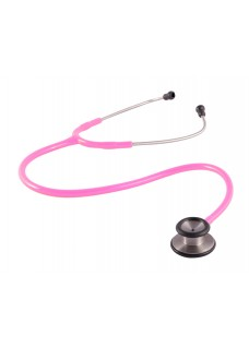 Clinical Dual Head Stethoscope Pink