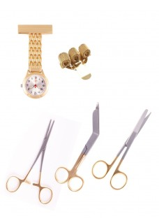 Personal Equipment Set Gold