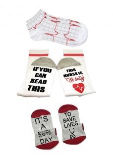 Nurse Socks Set