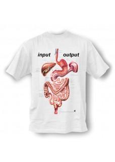T-Shirt Input Output