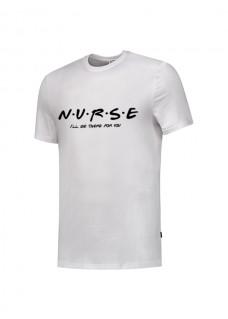 T-Shirt Nurse For You White
