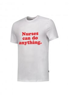 T-Shirt Nurses Can Do Anything White