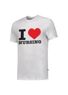 T-Shirt I love Nursing White