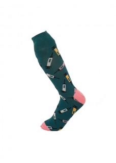 Happy Womens Socks Syringes