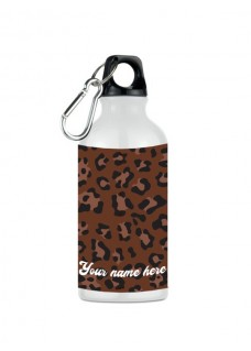 Drink Bottle Leopard