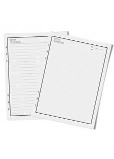Reusable Smart Notebook A5 Brown