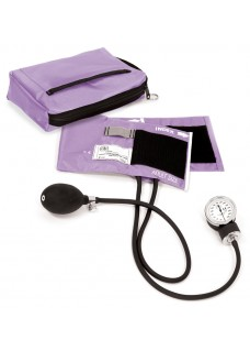Premium Aneroid Sphygmomanometer with Carry Case Floral Wild Orchid
