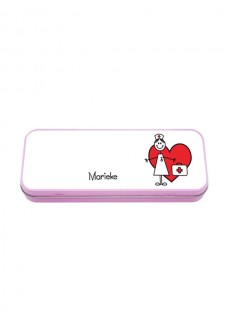 Metal Stationary Case Stick Nurse