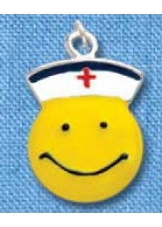 Happy Nurse Pendant