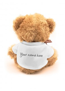 Teddy Bear Love Nursing with FREE name print