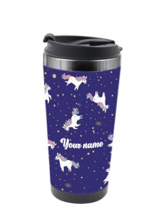 Thermo Travel Mug Unicorn