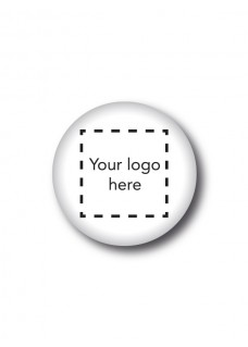 Button with your Logo